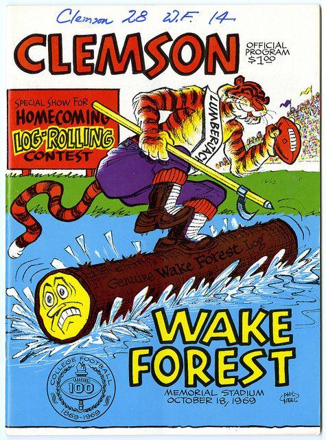 Image Result For Wake Forest Vs Clemson
