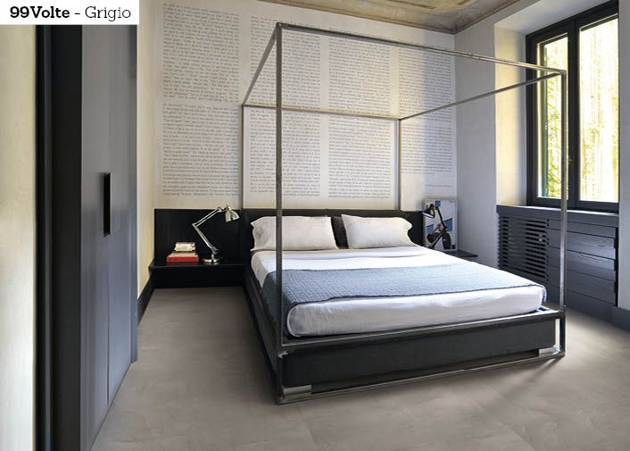 Betonimainen tunnelma tekee tästä laattasarjasta kiehtovan. Samettisen matta pinta ja maanläheiset sävyt antavat rauhallisen pohjan muun sisustuksen väriläiskille. Suuret laattakoot pääsevät todella oikeuksiinsa laajoilla lattia- tai seinäpinnoilla.