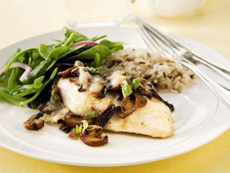 » Svampgratinerad kyckling – Recept – Allt om Mat
