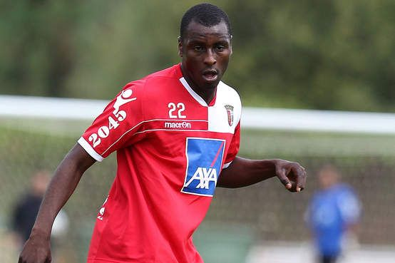 Djamal Mahamat, Lybian footballer who plays as a midfielder for Braga, in Portugal and for Lybian National Football Team.