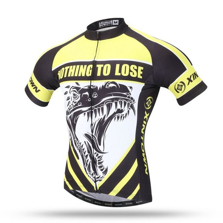 10 Styles XINTOWN Men Cycling Jersey Sportwear Breathable Ropa Ciclismo Team Bike Bicycle Clothing Short Sleeves Tops S-XXXL - free shipping worldwide