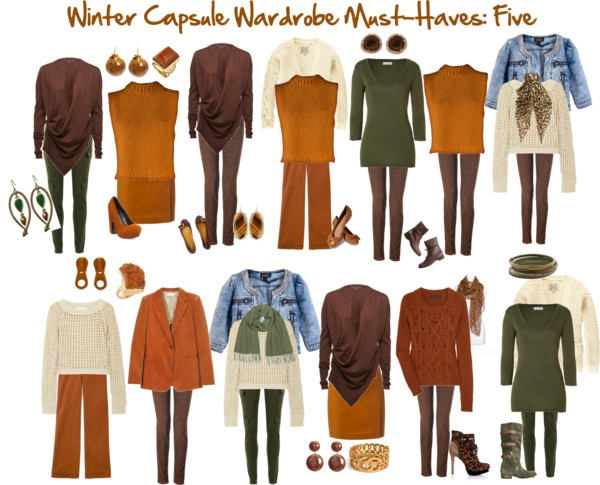 """""""Winter Capsule Wardrobe Must-Haves: Five"""" by jeaninebyers on Polyvore"""