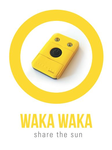 REVIEW: WAKA WAKA SOLAR CHARGER AND LED LAMP