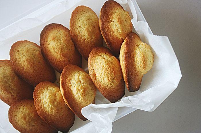 madeleines au citron sans gluten 05