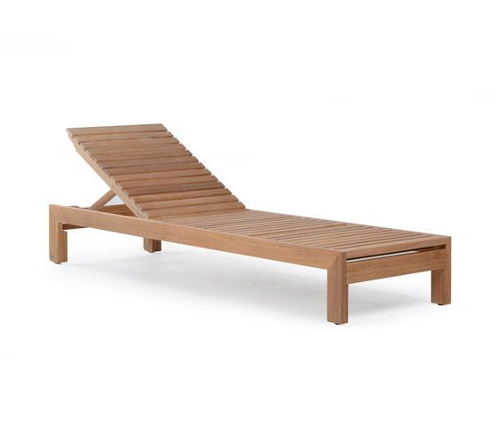 Sun loungers   Garden lounge   Azure   Wintons Teak. Check it out on Architonic