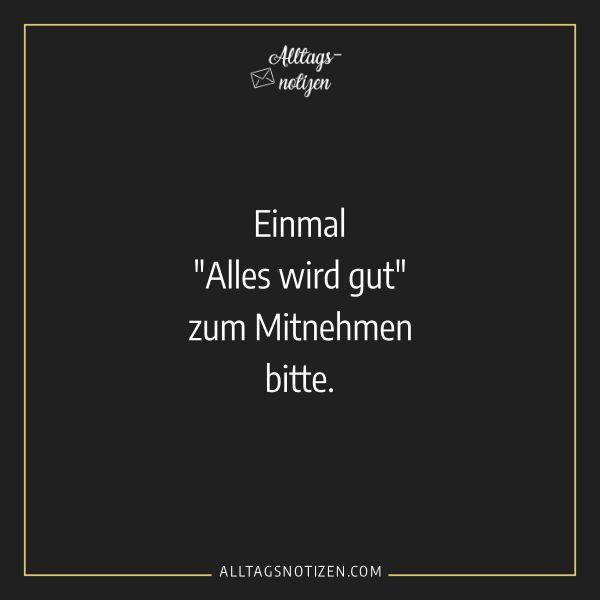 Sprüche / Alltag