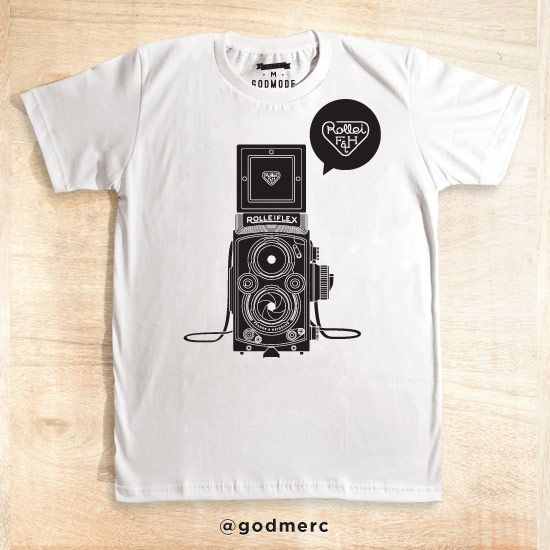 Cool Classic Camera White and Misty   Oleh Godmode Store