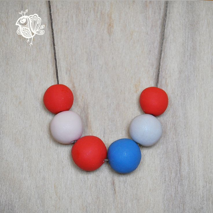 Handmade Originals Necklace - Galah