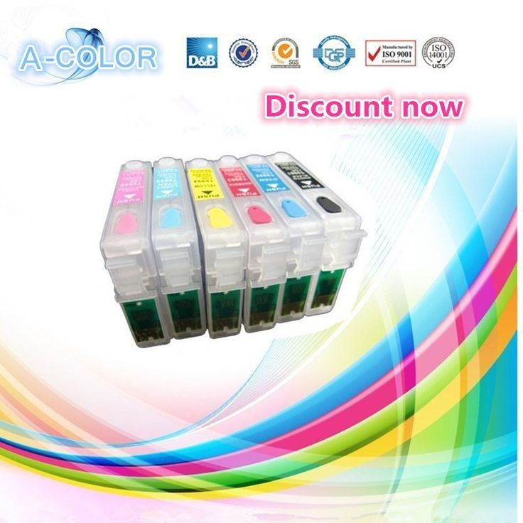 $10.44 (Buy here: https://alitems.com/g/1e8d114494ebda23ff8b16525dc3e8/?i=5&ulp=https%3A%2F%2Fwww.aliexpress.com%2Fitem%2FEmpty-6color-T0481-Ink-Cartridge-for-Epson-T0481-T0486-Work-for-R200-R220-R300-R300M-R320%2F32665355010.html ) Empty 6color T0481 Ink Cartridge for Epson T0481-T0486 Work for R200 R220 R300 R300M R320 R340 RX500 RX600 RX620 RX640 Printer for just $10.44