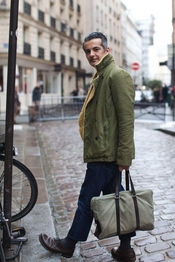 Paris homme