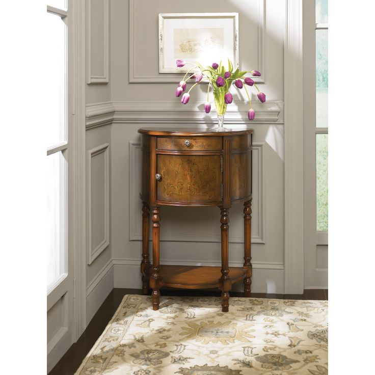 Small Demilune Hall Table demilune table with drawer. furniture good black console table