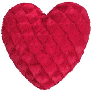 Cuscino decorativo FLUFFY HEART