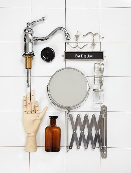 Badeværelse inspiration - via Coco Lapine