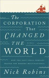 동인도회사: 세상을 바꾼 기업   저자: 닉 로빈스  280페이지, 2012년 10월5일, 13.5 x 2 x 21.5 cm   영국의 동인도 회사는 지금의 다국적 기업의 모델이다. 이 책은 동인도 회사가 오늘의 기업에 어떤 영향을 주었는지 살펴보고. 동인도 회사의 탄생과 몰락을 통해서 세계역사에서 기업의 역할과 책임감 있는 글로벌 기업활동을 위해 필요한 요소가 무엇인지 분석한다. 리뷰: 닉 로빈스의 동인도회사의 탄생과 몰락에 대한 이야기는 세계화라는 역사에 중요한 에피소드이다. (Sankar Muthu, Princeton University ) 기업의 탐욕과 권력의 남용에 대한 완벽한 이야기. (Isabel Hilton, Editor of China Dialogue ) 이 책은 개발과 빈곤을 이해하기 위해 꼭 읽어야 한다. (Mari Marcel Thekaekara, New  Internationalist )...