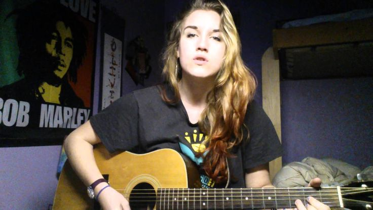She (Green Day)-- Spontaneous Acoustic Cover
