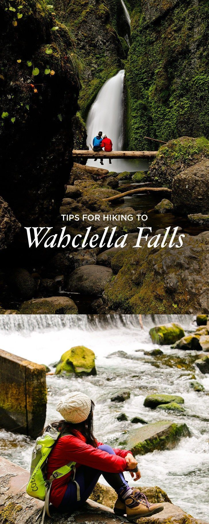 Essential Tips for Your Wahclella Falls Oregon Hike // localadventurer.com