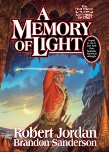 Our review of the final book in the Wheel of Time series, A Memory of Light