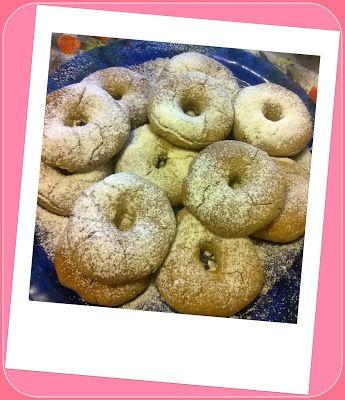 No gluten! Yes vegan!: Ciambelline dolci