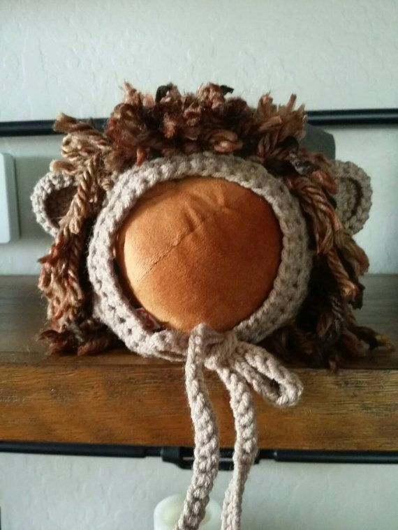 Lil lion newborn and  toddler sizing.  by GingerBreadSurprise