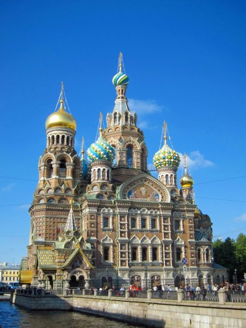 魅惑のロシア・二都物語② ~サンクトペテルブルク散策 編 ... サンクトペテルブルクの街並みの美しさといったら、さすがは世界遺産になっ