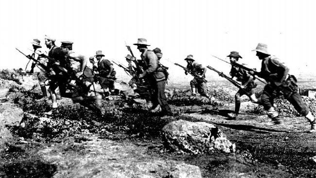 World war 1 diggers