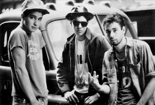 The Beastie Boys. Probably won't ever get to see them play considering MCA (Adam Yauch) died today (May 4th, 2012) at the age of 48.
