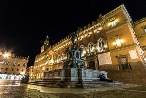 bologna neptune and townhall
