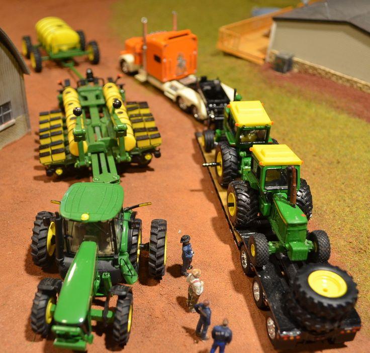 Ff Aa D Ed A E Abb Cc C Farm Layout Toy Display