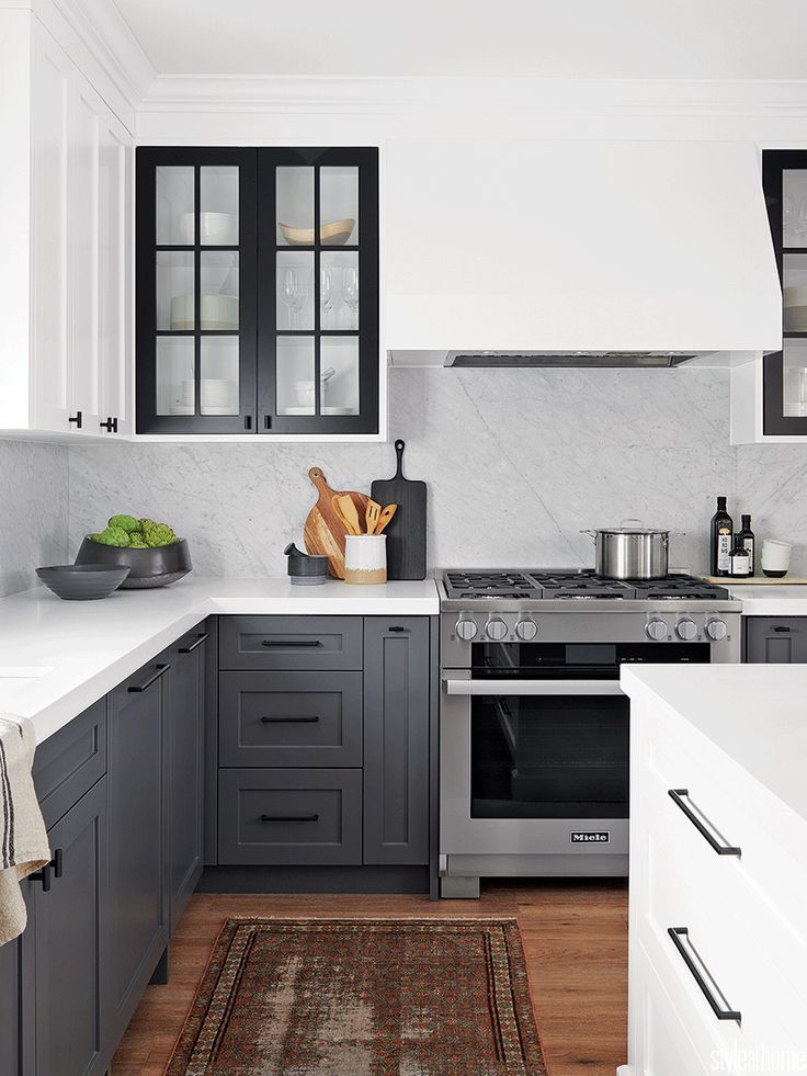 An Urban Artistic Kitchen With Contrasting Elements Style At Home In 2020 Kitchen Inspiration Design Kitchen Inspirations Artistic Kitchen