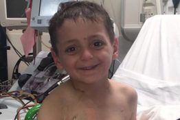 Bradley Lowery Says His Final Goodbyes To Friends And Family - http://viralfeels.com/bradley-lowery-says-his-final-goodbyes-to-friends-and-family/