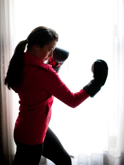 Amanda Walsh, greastest mentor & supporter ever! - 5 professional fighters turned fitness trainers