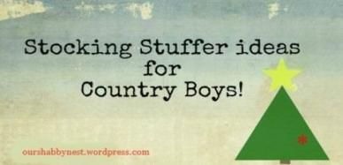 Gifts For Boyfriend Country Stocking Stuffers 37 Ideas