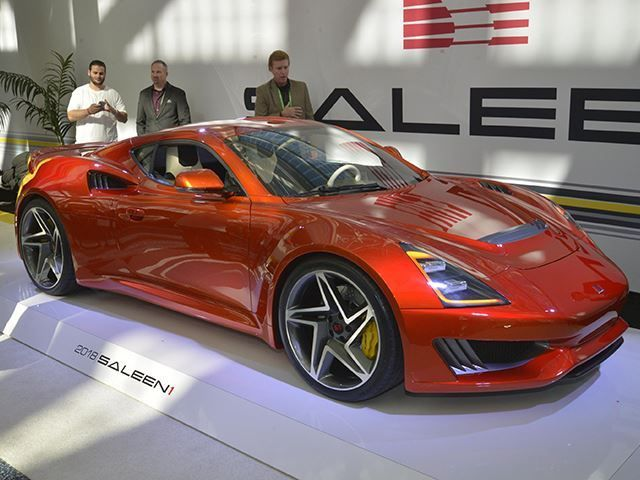 The Saleen S1 Is A Sleek And Affordable Sports Car With 450-HP