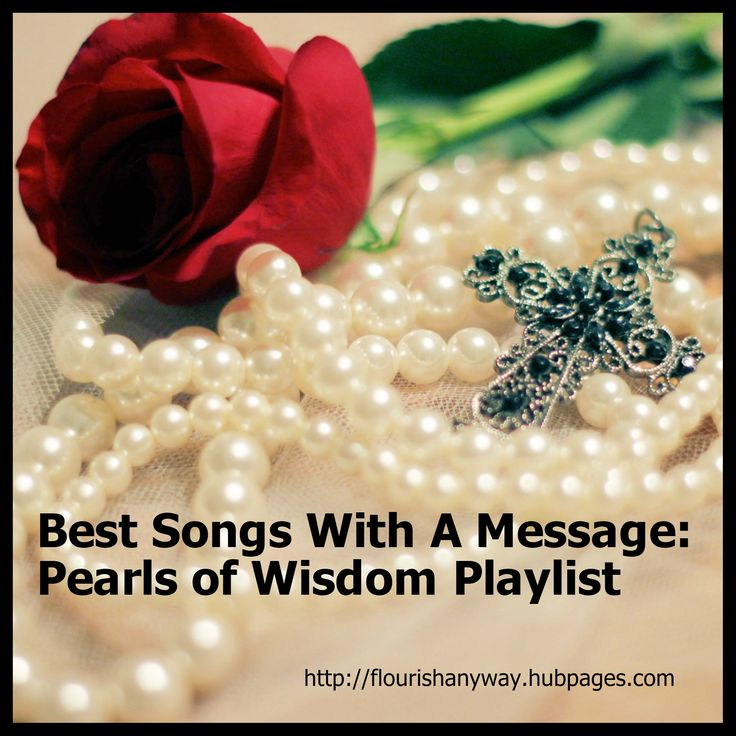 Make a life advice playlist using these top rock, country, alternative, and hip hop songs that offer life lessons, wisdom, and advice.  Perfect for yourself or someone you love.