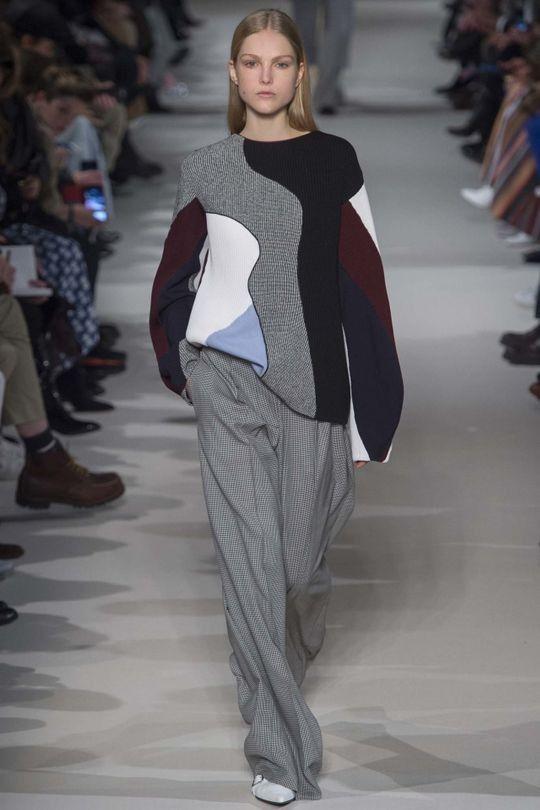 Victoria Beckham ready-to-wear autumn/winter '17/'18 - Vogue Australia