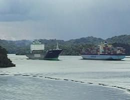 Gatun Lake  - CLICK ON THE PICTURE TO WATCH THE VIDEO