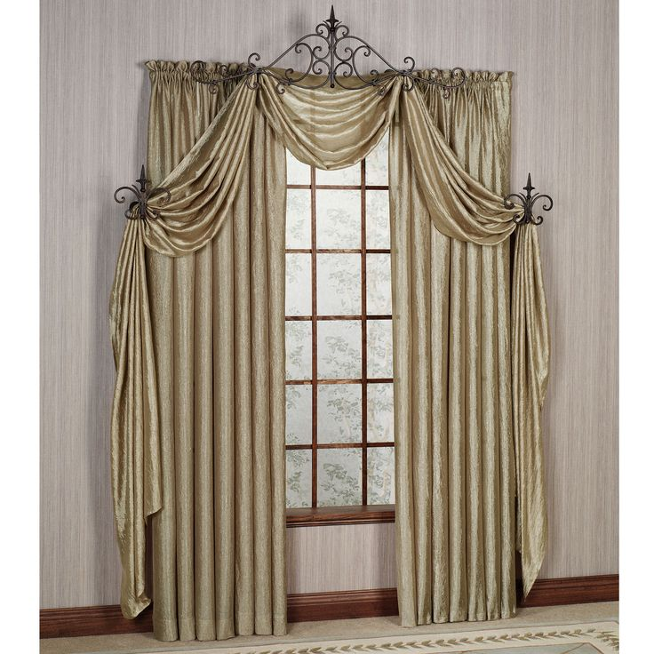 1000+ Images About Home Decor: Window Treatment, Bed Crown