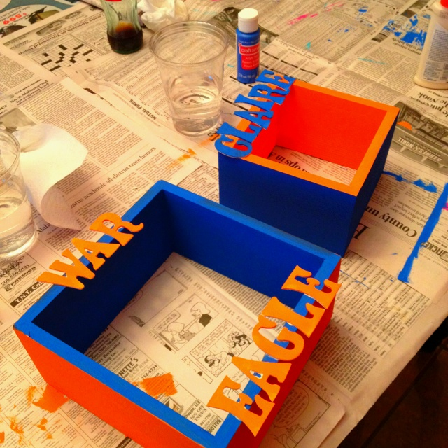 wooden train letters michaels 2