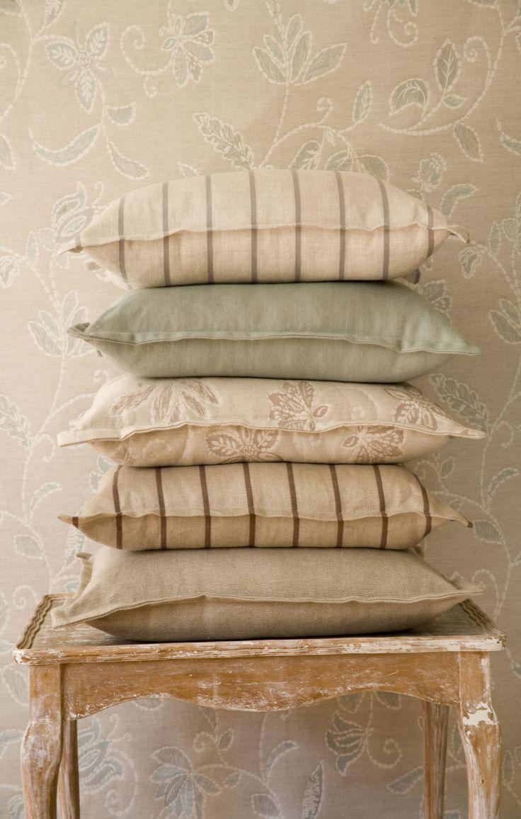 Furnishing Fabrics from Svenmill Ltd