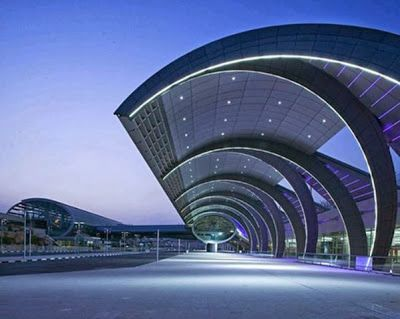 : Dubai World Central International Airport, Dubai, UAE #architecture ☮k☮