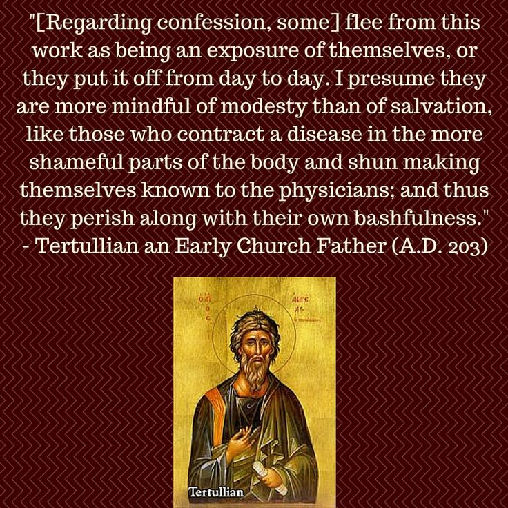 writings of the early church fathers
