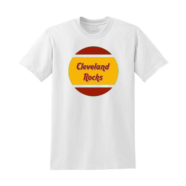 Cleveland Rocks Shirt - Cleveland Ohio Tee - Cleveland City Shirt #cleveland