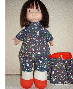 8 Best Jenny Lapsitter Doll Images On Pinterest Doll
