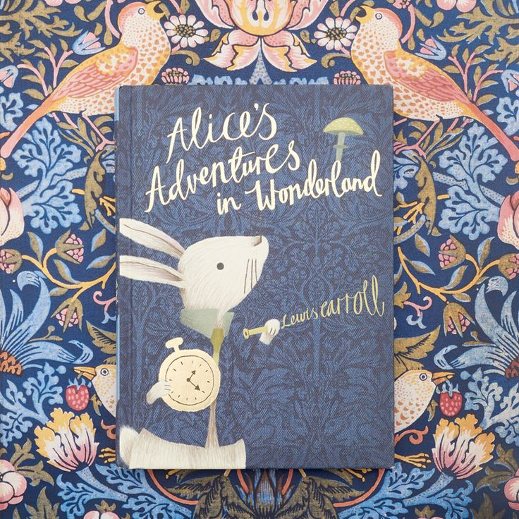 Alice's Adventures in Wonderland | £9.99 | V&A Shop #aliceinwonderland #puffinclassics #childrensbooks #VAMshop