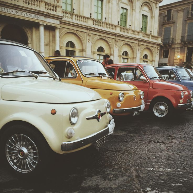 Fiat 500 Original Club