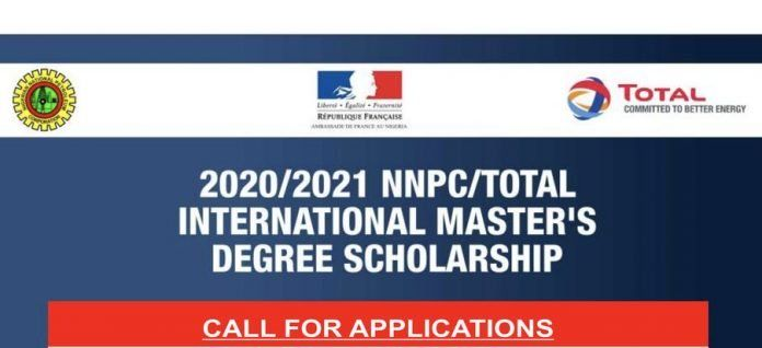 Nnpc Total International Master S Degree Scholarships 2020 2021 In