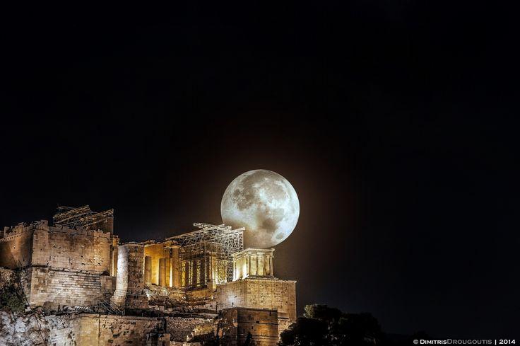 GREECE CHANNEL | #Acropolis by Dimitris Drougoutis on 500px, #Greece http://www.greece-channel.com/