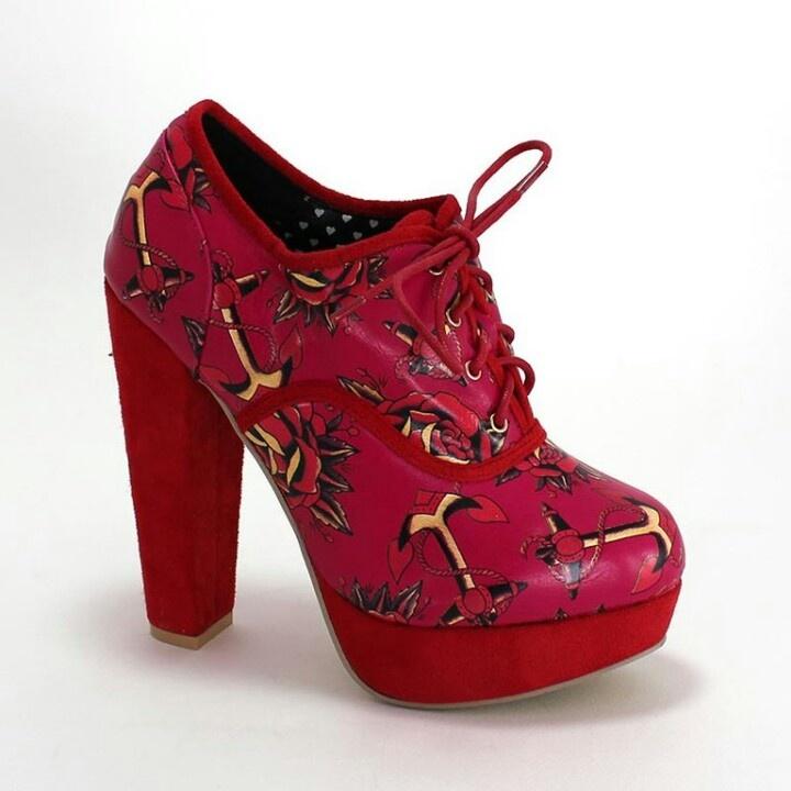 Platform IRON FIST SHOES (a favourite repin of VIP Fashion Australia www.vipfashionaustralia.com )