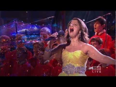 Silvie Paladino - O Holy Night - Carols by Candlelight 2012 - YouTube