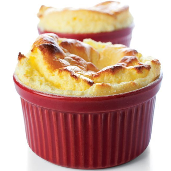 There's something unforgettable about the soufflé—a magical blending of eggs, air, and acid.
